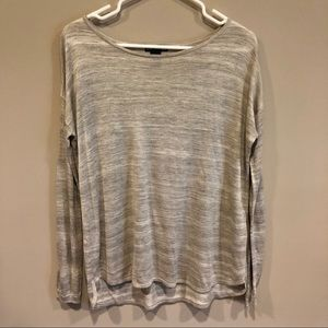 H&M Basic Space Dyed Sweater